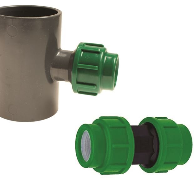 VDL COMPRESSION COUPLINGS