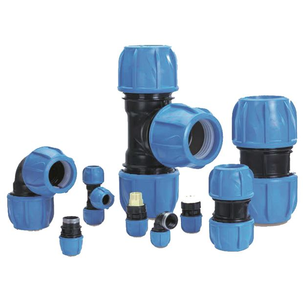 IJOINT COMPRESSION COUPLINGS