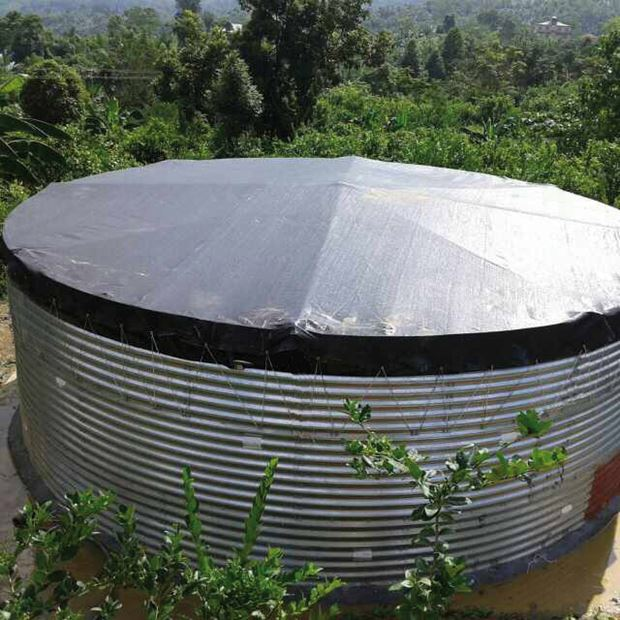 PP ANTI-ALGAE COVER (FABRIC FOR SILOS)