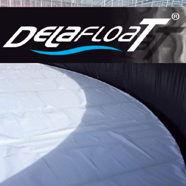 DELAFLOAT ANTI-ALGAE COVER (FOR SILOS)